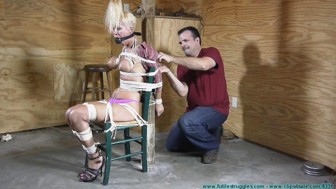 Manhandled and Chairtied