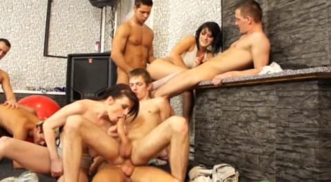 BiSex Party 18 Bi-Orgie
