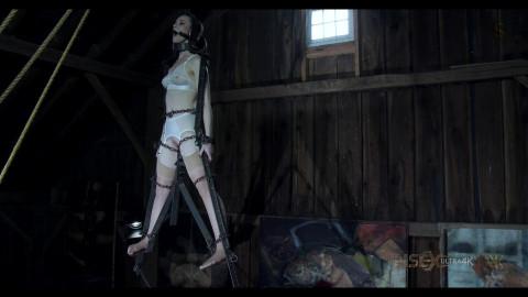 Hybristophilia: Surrealism movie scene FOURTH