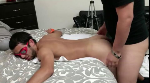 StraightBoyz - A Hot Straight Muscle Jock Gets Fucked Raw