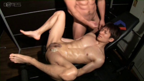 Great muscle scene 9 (with Kawachi Shinji)