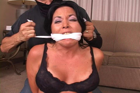 Gina Rae Michaels-My Gosh! He has me tied up in my girdle!