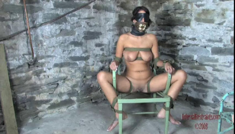 Beautifull Perfect Vip Gold Sweet Collection Infernal Restraints. Part 3.