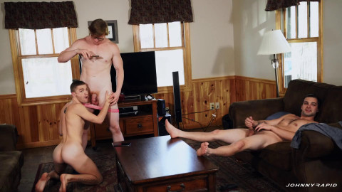 Johnny Rapid - Come Get That Hole Wrecked 1080p