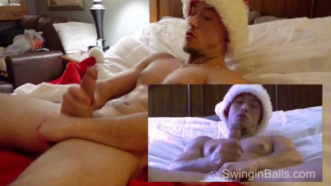 SwinginBalls Tyler & Jizzy - Tyler Gets Busy with Jizzy