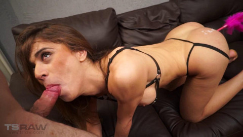 Jaqueline Dark- Candle Wax Domination Creampie