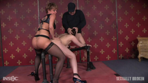 Endza Adair - All Star Slut, Endza, is Double Team Fucked from Both Ends! (2016)