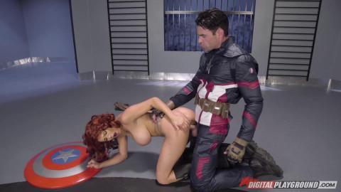 Captain America A XXX Parody