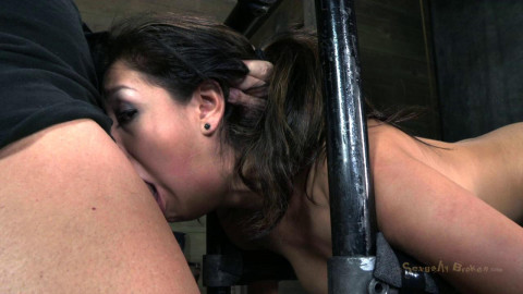 Sexually Broken - Completely orgasmed Out Of Her Mind! - Vicki Chase - Jan 25, 2013