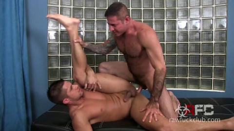 Gay Hardcore fuck club pt.1