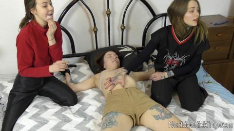 HD Bdsm Sex Videos Tickling Lisa part 1