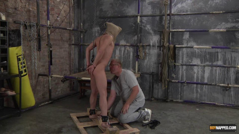 Punished Hard & Emptied Of Cum
