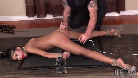 Sadie Pop Small, Submissive and Overwhelmed (2017)