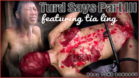 Tia Ling - Turd Says Part 3 (2020)
