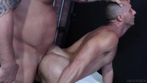 Riley Mitchel bonks Armando De Armas chocolate hole (720p,1080p)