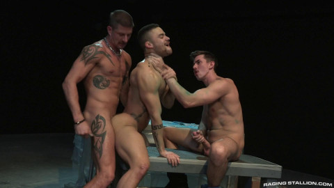 Vice: Jack Hunter, Beaux Banks & Sean Maygers
