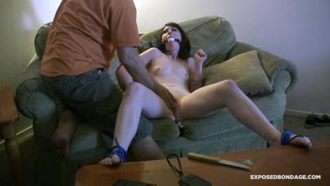 Bdsm Most Popular Dakota Charms Bound Orgasm!