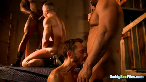 DaddySexFiles - Greater quantity Males Greedy For Wang