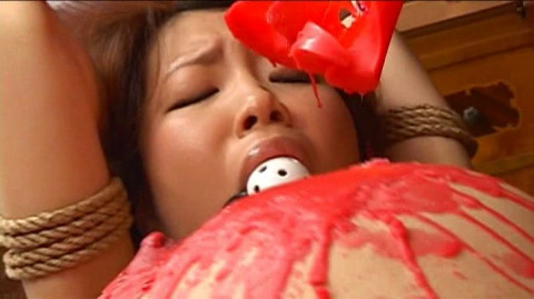 Tanaka preggo woman walking  enema school angels