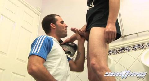 Callum Baxter & Fraser Jacs - Toilet Chavs Part 1