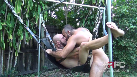 Alessio Romero and Cy Kohen