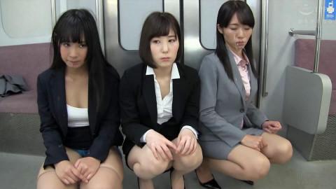 Secretarys Secret Dream Being Sexually on the Train The Women Who Yearn