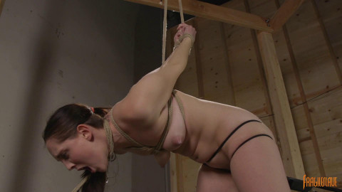 Bent In Bondage With Orgasms
