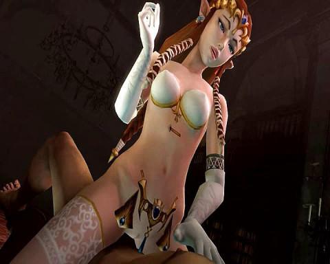 Princess Zelda - The Legend of Zelda - Assembly