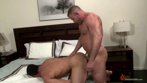 Shay Michaels and Rick Romo Raw Video (2015)