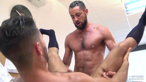 Hot Fucking of Massimo Piano & Robbie Rojo 1080p