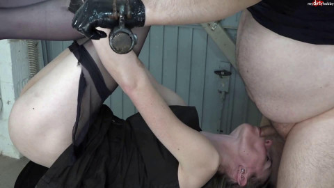 AmateureXtreme - Fisting, blowing, squirting