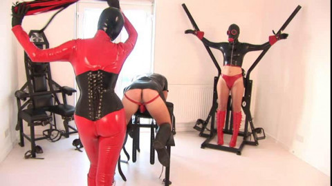 Latex And Rubber Domination Beautifull Mega Nifty Collection. Part FIRST.