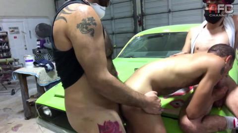 Rfc- Bareback Garage