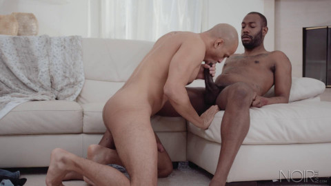 NoirMale - The Gayborhood - August and Zario