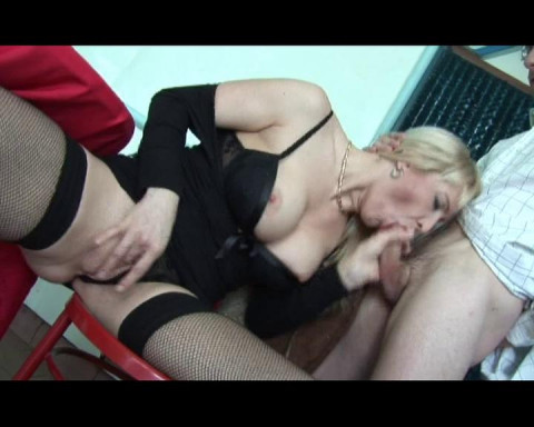 [Studio Piston] Ti sfascio il trans Scene #4