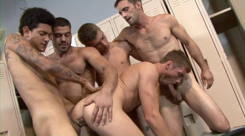 All About Raw Gangbang