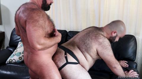 Bearback - Big Fur Fuck - Brad Kalvo and The Rhino (1080p)