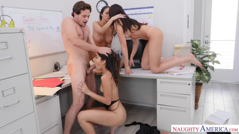 Naughty Office - Full HD 1080p
