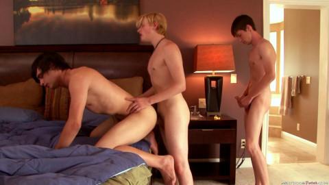 Skyler Pryce, Leon Styles, Adrian Layton
