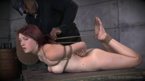 Cunt Puppy # 1 (31 May 2014) Real Time Bondage