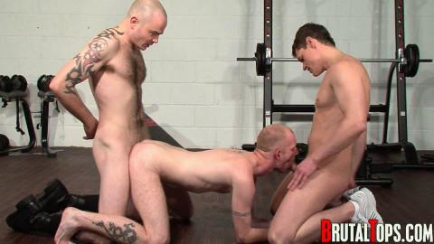 Session 28: Slavemaster Dave & Dom Chris