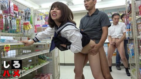 Amateur Schoolgirls Yuuka And Milk