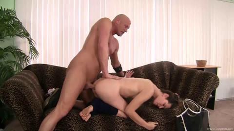 sensual Korra Del Rio enjoys some intense bareback anal (18 Feb 2015)