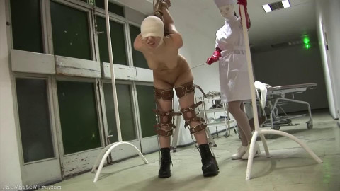 Hard tying, domination and soreness for hawt model part 2 HD 1080p