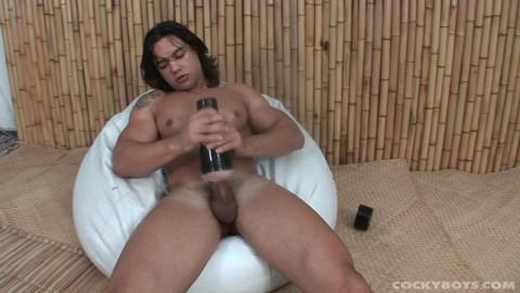 CockyBoys - Diego Sanders Strokes Off
