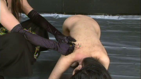Extreme - Needles Torture of Asian Girl 2