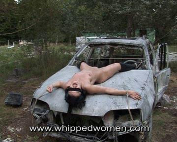 WhippedWomen - Dec 9th, 2015 - Crashcar Dany
