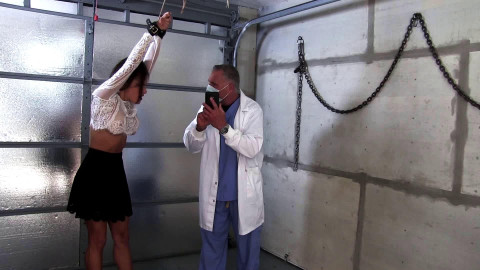 HD Dominance and submission Sex Movie scenes Miss Goodbody and the Secret Formula
