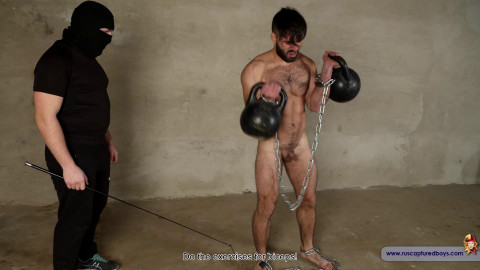 Humiliation of Soldier Kyrill - Part I