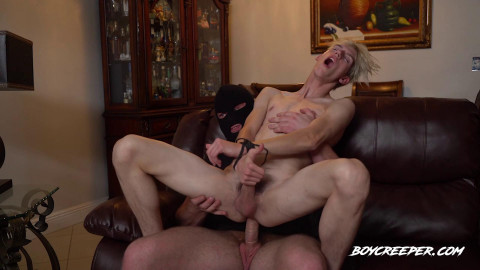 Boy Creeper - Joey J - Bad Neighbor Disciplined